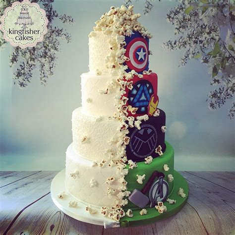 Hochzeitstorte Comic by Marvel Wedding Cake Search Inspiration