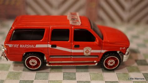 matchbox chevy suburban little warriors matchbox supreme hero collection 2000