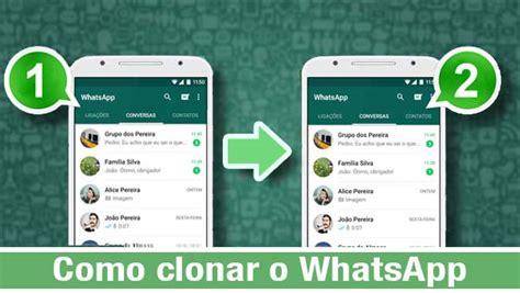 tutorial como clonar whatsapp arquivo de clonar o whatsapp pelo codigo tektudo