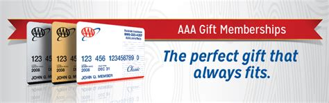 Aaa Membership Gift Cards - aaa membership gifts aaa roadside service aaa membership discounts