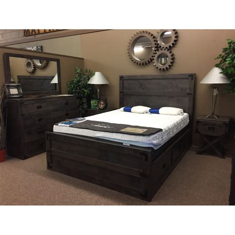 Photo Gallery Mcleary S Canadian Made Furniture And Storehouse Bedroom Furniture