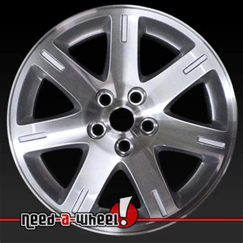 2008 chrysler 300 bolt pattern 2007 2008 chrysler 300 wheels machined sparkle silver rims