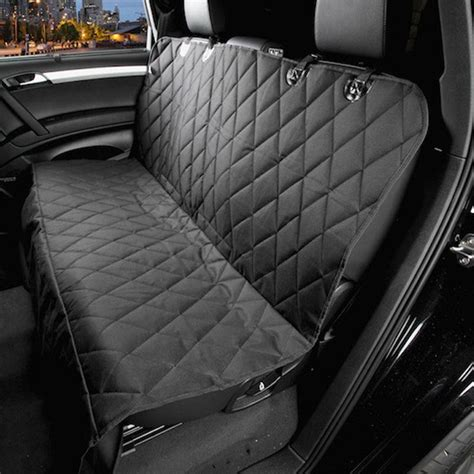 pet bench seat cover car rear bench seat cover for your pet luxware global