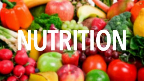 golf nutrition tips health rika park junior golfers diet