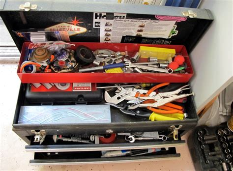 My Toolbox Kit car mechanic tool kit