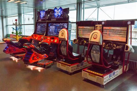 Sega Rally 2 Automat by Spielautomaten Sega Rally Und Snocross Bilder Und Fotos