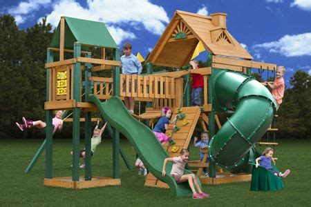 gorilla playsets catalina wooden swing set adelade wood swingset outside ideas pinterest