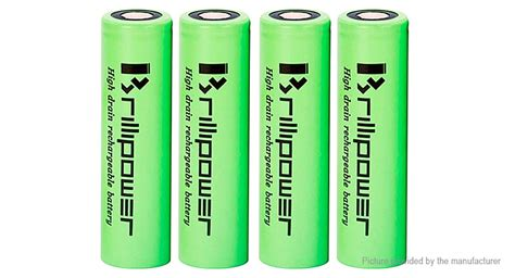 100 Authentic Blackcell Brillipower 3100mah 40a 18650 Battery Black 27 26 brillipower imr18650 3 7v 3100mah rechargeable li ion battery 4 pack authentic 40a