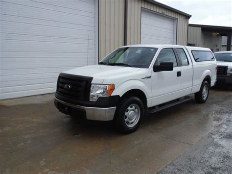 2012 FORD F150 EXT CAB PICKUP TRUCK, S/N 1FTEX1CM7CFB96476