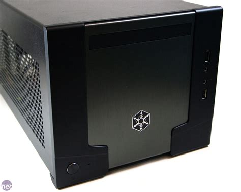 silverstone sugo sg07 mini itx case review bit tech net