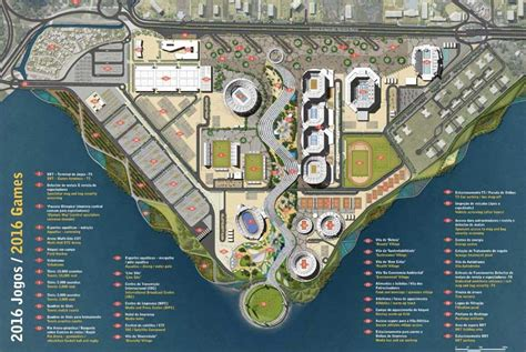 design management masters london rio olympic park master plan aecom rio 2016 olympic park
