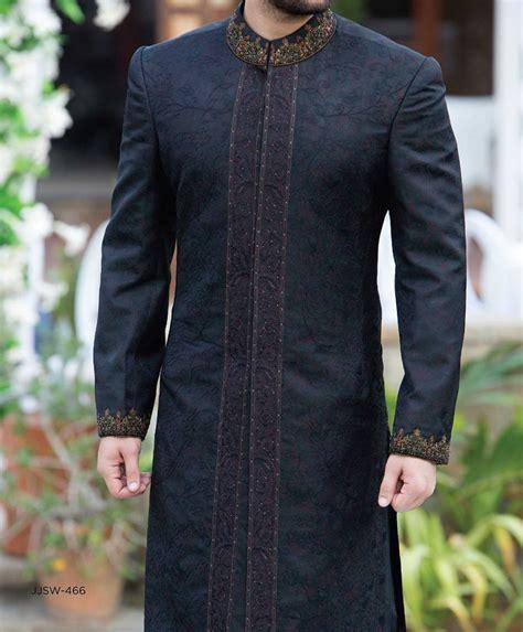 Kurta Colors by Latest Pakistani Designer Groom Wedding Dresses 2017 2018