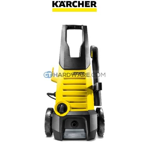 Pressure Washer Karcher K2 360 karcher k2 360 high pressure washer 120 bar pressure