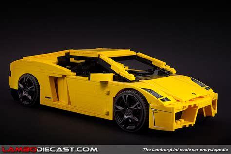 Lego Lamborghini Gallardo The 1 18 Lamborghini Gallardo Lp560 4 From Lego A Review