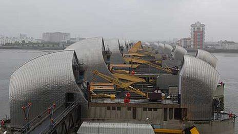 thames barrier benefits could an avon barrier protect bristol from storm tides
