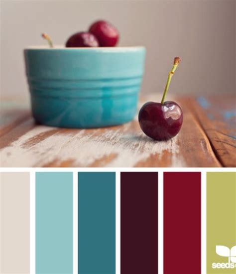 What Colors Go With Burgundy by 17 Best Ideas About Turquoise Color Palettes On