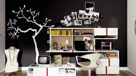 cool furniture for teenage bedroom trendy teen rooms