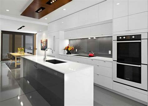 modern kitchen interior design awesome minimalist modern 15 simple and minimalist kitchen space designs home