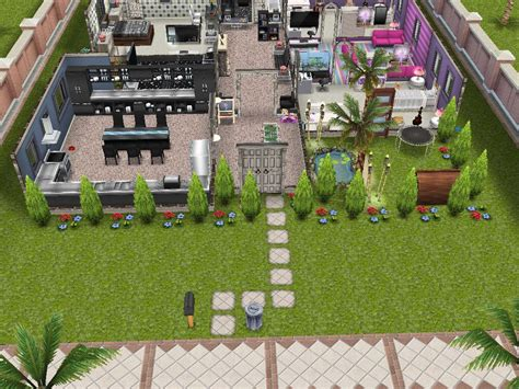 sims freeplay house designs pdf sims freeplay house plans plans free