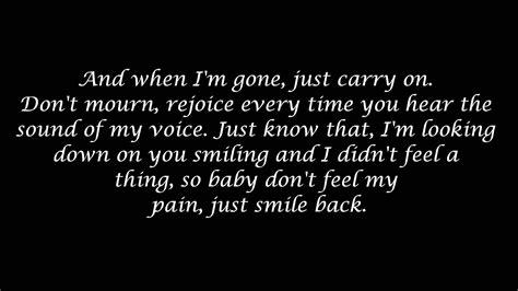 eminem movie lyrics when i m gone clean lyrics eminem youtube