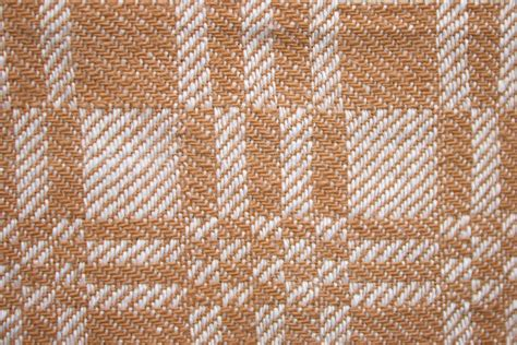 pattern texture free brown and white woven fabric texture with squares pattern