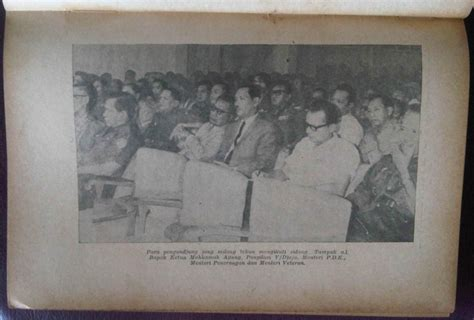 Buku Saku Tempo Yap Thiam Hien By Tempo koleksi tempo doeloe buku langka tentang pki sangkur adil pengupas fitnah chianat proses