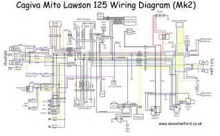 cagiva mito 125 cagiva mito 125 wiring diagrams electrics electrical