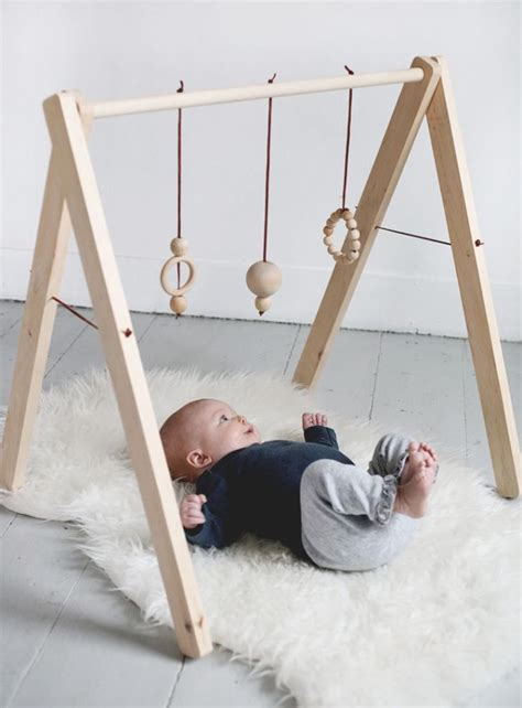 baby play table wood diy wooden baby gym b 248 rnev 230 relse baby og mobiles