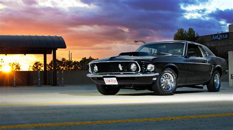 Classic Car Wallpapers Hd 1920x1080 Messi by Free Modern Ford Mustang The Wallpapers 1920x1080