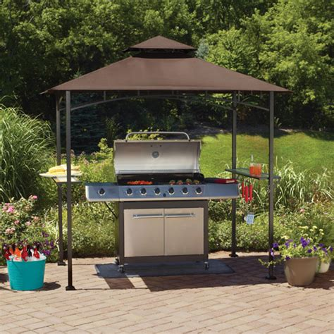 Backyard Grill Shelter Shop For The Mainstays Grill Shelter At Walmart Save