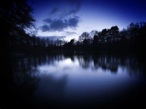 dark lake river wallpapers hd desktop  mobile