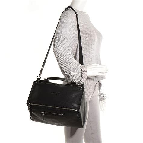Givenchy Pandora Messenger givenchy sugar goatskin medium pandora messenger black 99200