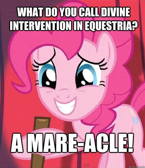 Intervention Meme - fallout equestria pinkie pie memes