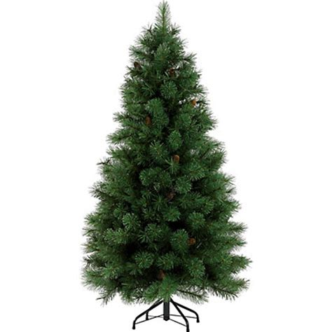 homebase real christmas trees for sale dew drop 5ft green tree