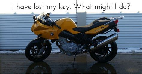 i lost my only car key the easiest way on how to hotwire a motorcycle things a