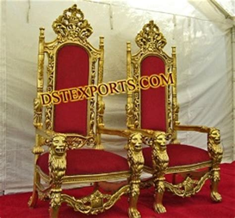 indian wedding chairs for and groom indian wedding furniture indian handicrafts exporters and