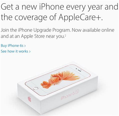 apple upgrade program apple s upgrade program now available for iphones