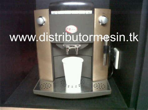 Mesin Kopi Merk Saeco mesin kopi automatis jual mesin restoran dan retail