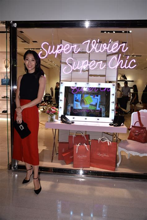 The Brand Closet by Roger Vivier Transforms Landmark Boutique Into A Walk In Closet Style Magazine South China