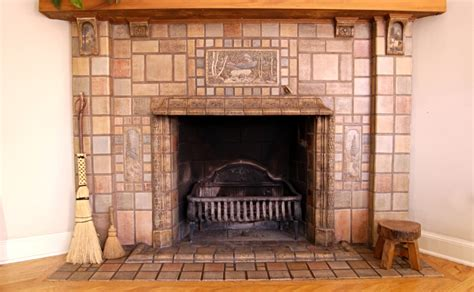 batchelder tile fireplaces keep educating and