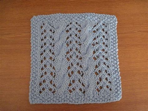 cable knit dishcloth pattern 1000 images about knitting inspiration dishcloths on