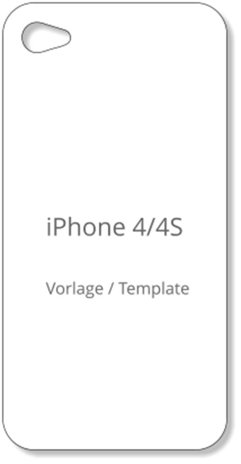 Iphone 6 Printable Template