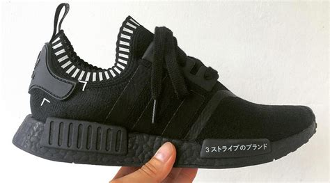 adidas nmd black sneaker bar detroit