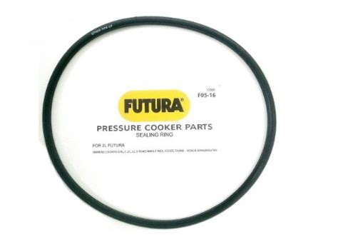 futura by hawkins f10 16 gasket sealing ring for 3 5 to 7 futura by hawkins f05 16 gasket sealing ring for 2 liter
