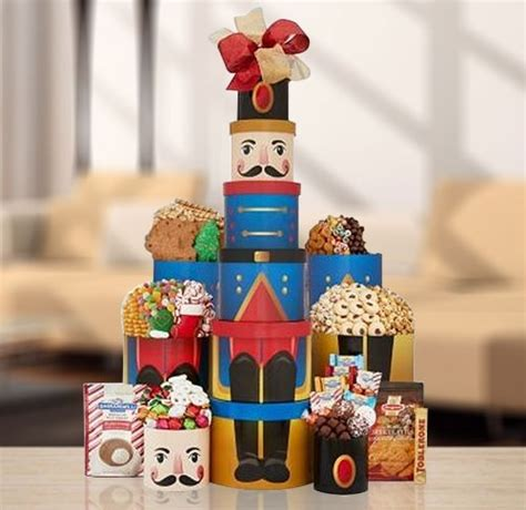 nutcracker godiva ghirardelli holiday assortment gift