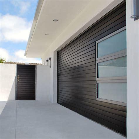 los angeles ca mid century modern wood garage door gate design midcentury shed los