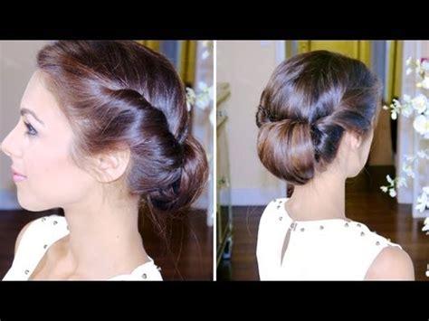 wedding hair sy romantic twist up do grecian inspired youtube
