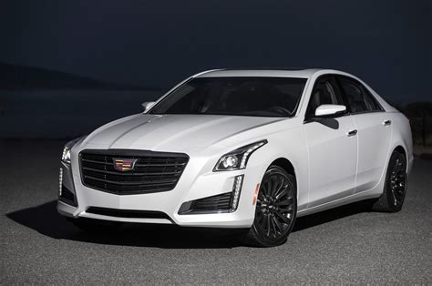 The Black Cadillacs by Black Chrome Package Announced For Cadillac Ats Cts