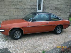 1980 Opel Manta 1980 Opel Manta Sr Berlinetta 2 0 Not Ford