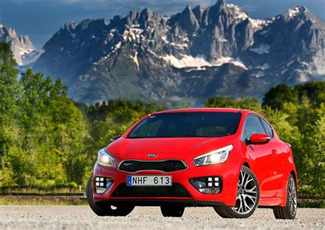 2014 Kia Mpg 2014 Kia Pro Ceed Gt Review Pictures Mpg Price